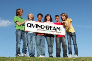 Giving Bean Coffee Fundraiser