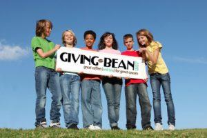 Giving Bean Coffee Fundraiser